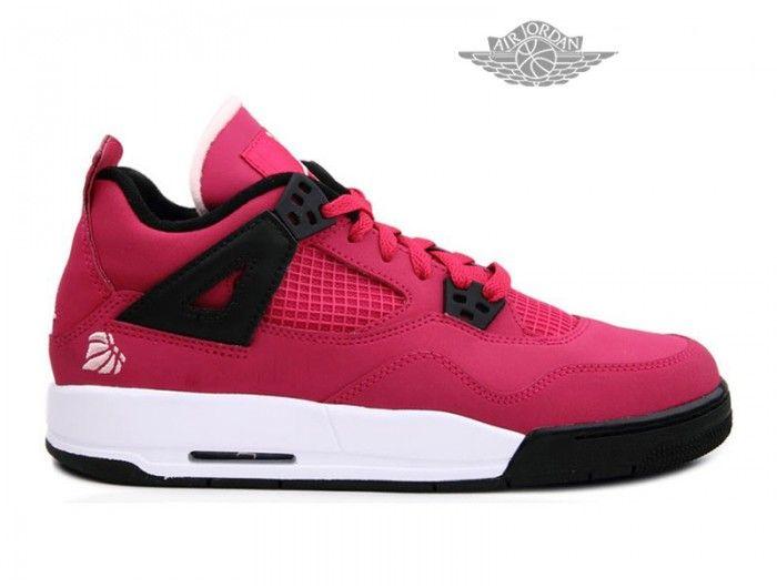Air Jordan 4 Retro Pas Cher Chaussures Pour Femme Air Jordan 4 Retro Femme  - Authentique