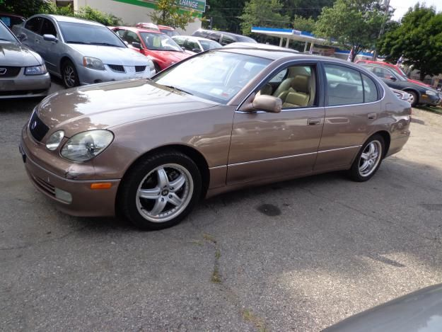 Check out this 1998 Lexus GS400 Only 268k miles