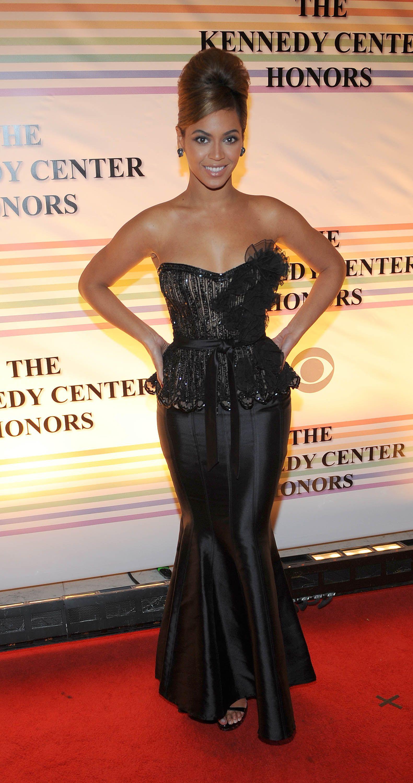 evening black dress beyonce | Looks - Dresses - Evening - Long ...
