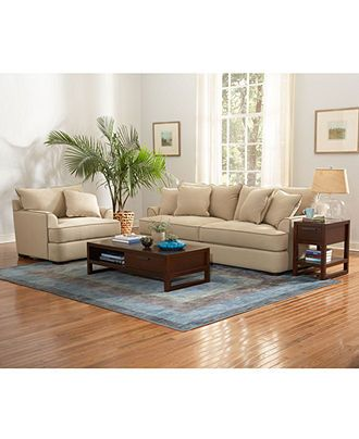 Julian Fabric Living Room Furniture Sets & Pieces - Macy\'s 100 ...