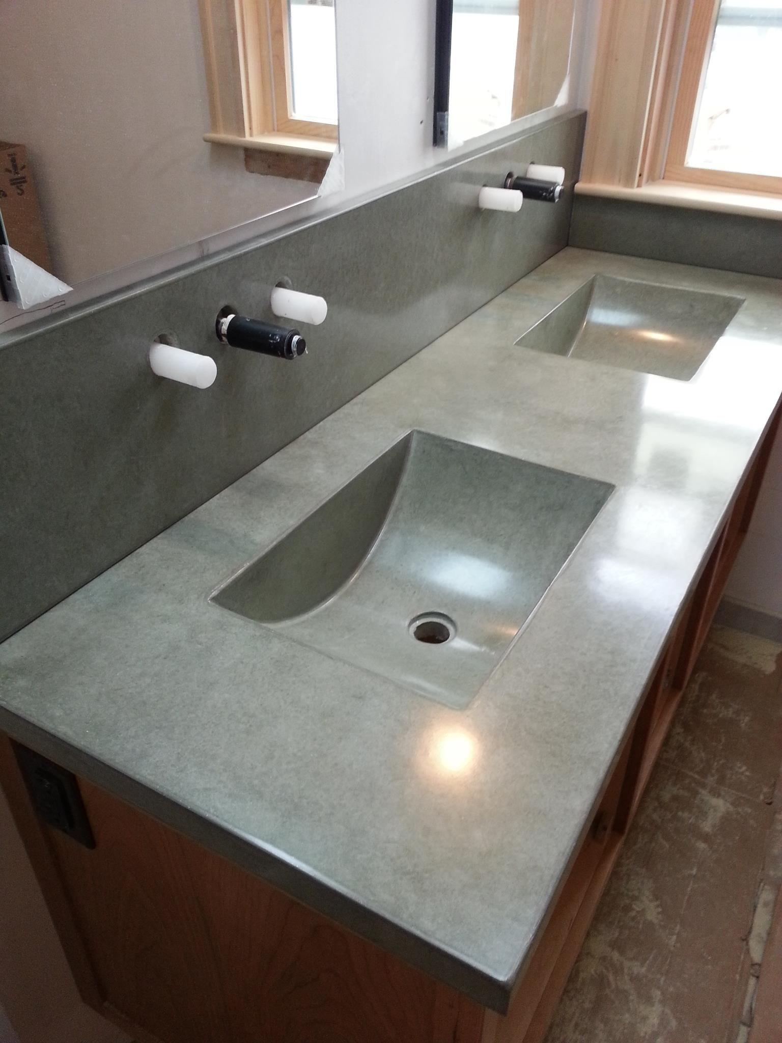 Pin On Bathroom Countertops Diy