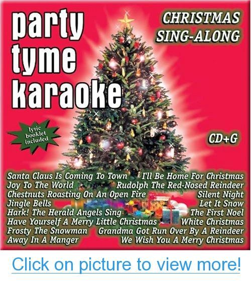 Party Tyme Karaoke Christmas Sing A Long Party Tyme Karaoke Christmas Sing A Long Karaoke Singing Karaoke Party