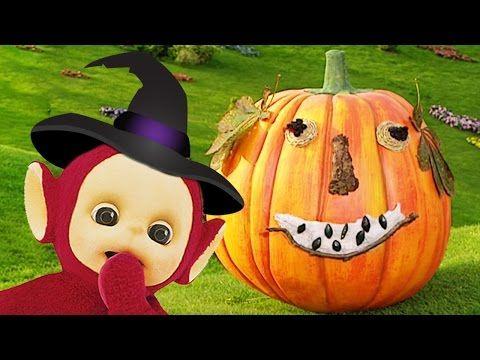 Teletubbies Full Episodes - HALLOWEEN Special - Pumpkin Face 287 - YouTube