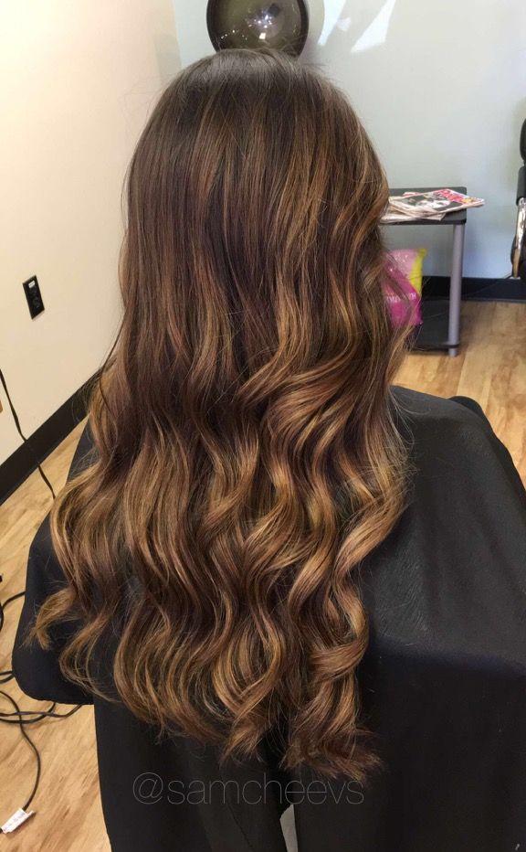 Ombre For Dark Brown Hair Types Ethnic Hair Honey Golden