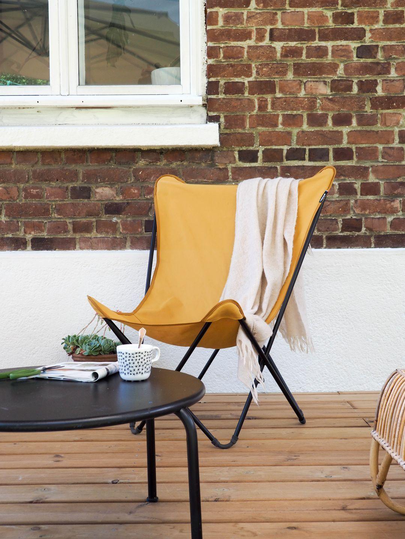 terrasse en bois lafuma mobilier fauteuil - Fauteuil Terrasse