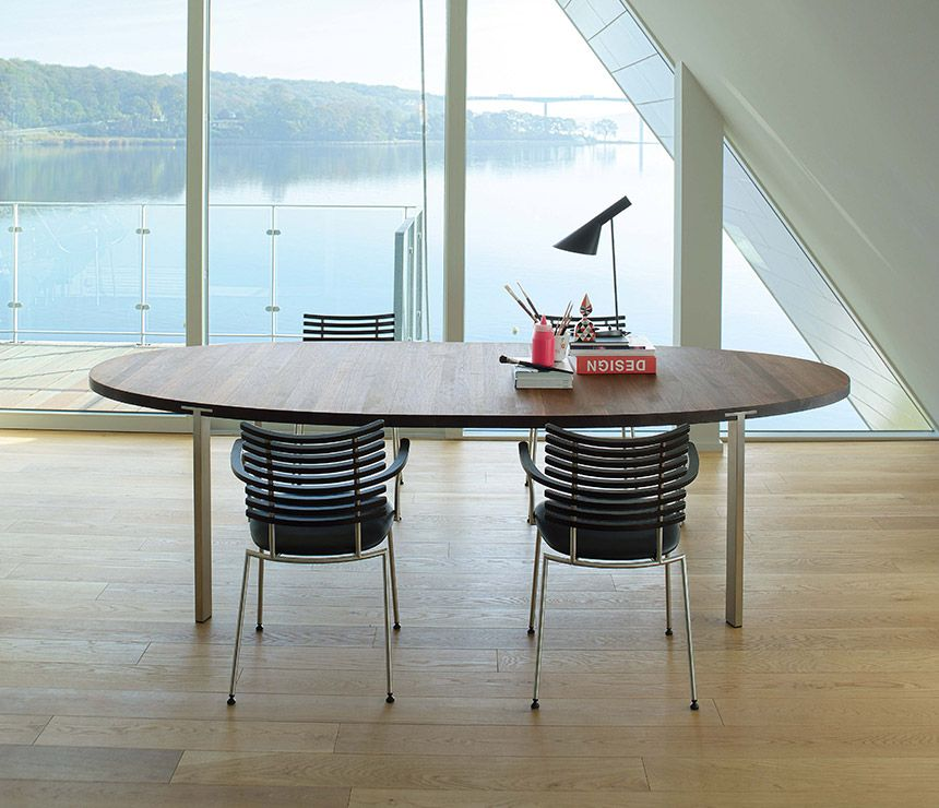 DM2150 series dining table London Flat