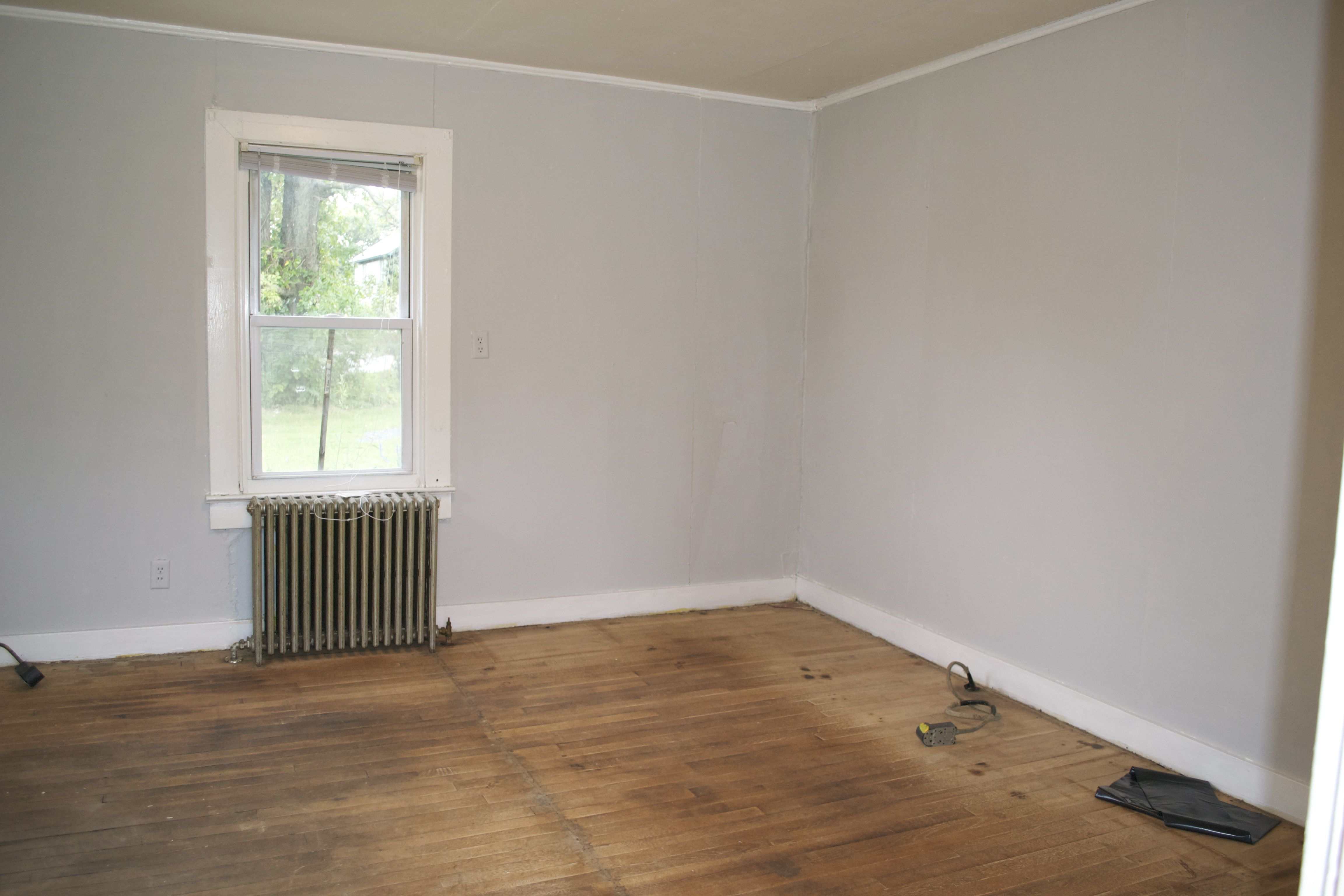 Benjamin Moore Intense White Perfect Color For The Living Room Will Make Trim Pop