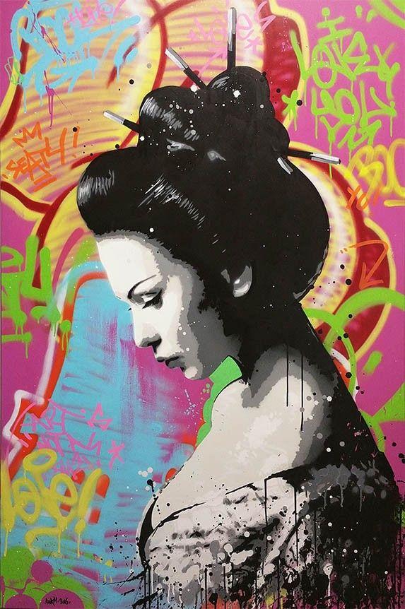 Seaty, Geisha