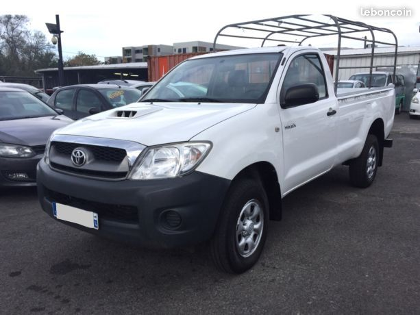 Toyota Hilux 2 5 L 144 Cv D 4d Garantie 3 Mois Utilitaires Réunion