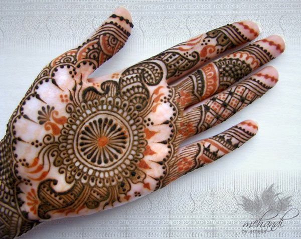 Front Hand Henna Mehndi Design : Latest simple mehndi designs for hands images google search