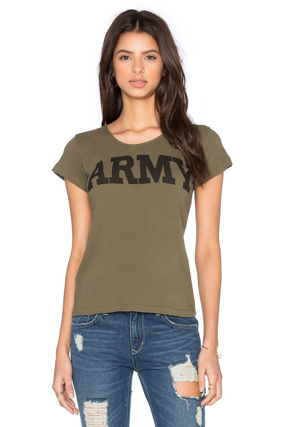 3c8ac0bce NLST CAMISETA ARMY | lo | Ropa tumblr, Camisetas y Ropa