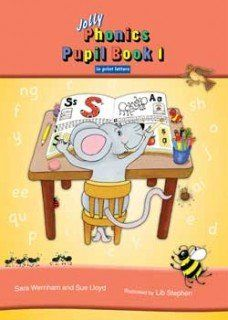 Jolly Phonics Pupil Book 3 Free Download