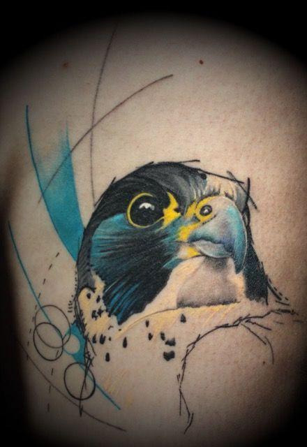 Tattoo faucon recherche google beaut pinterest - Dessin de faucon ...