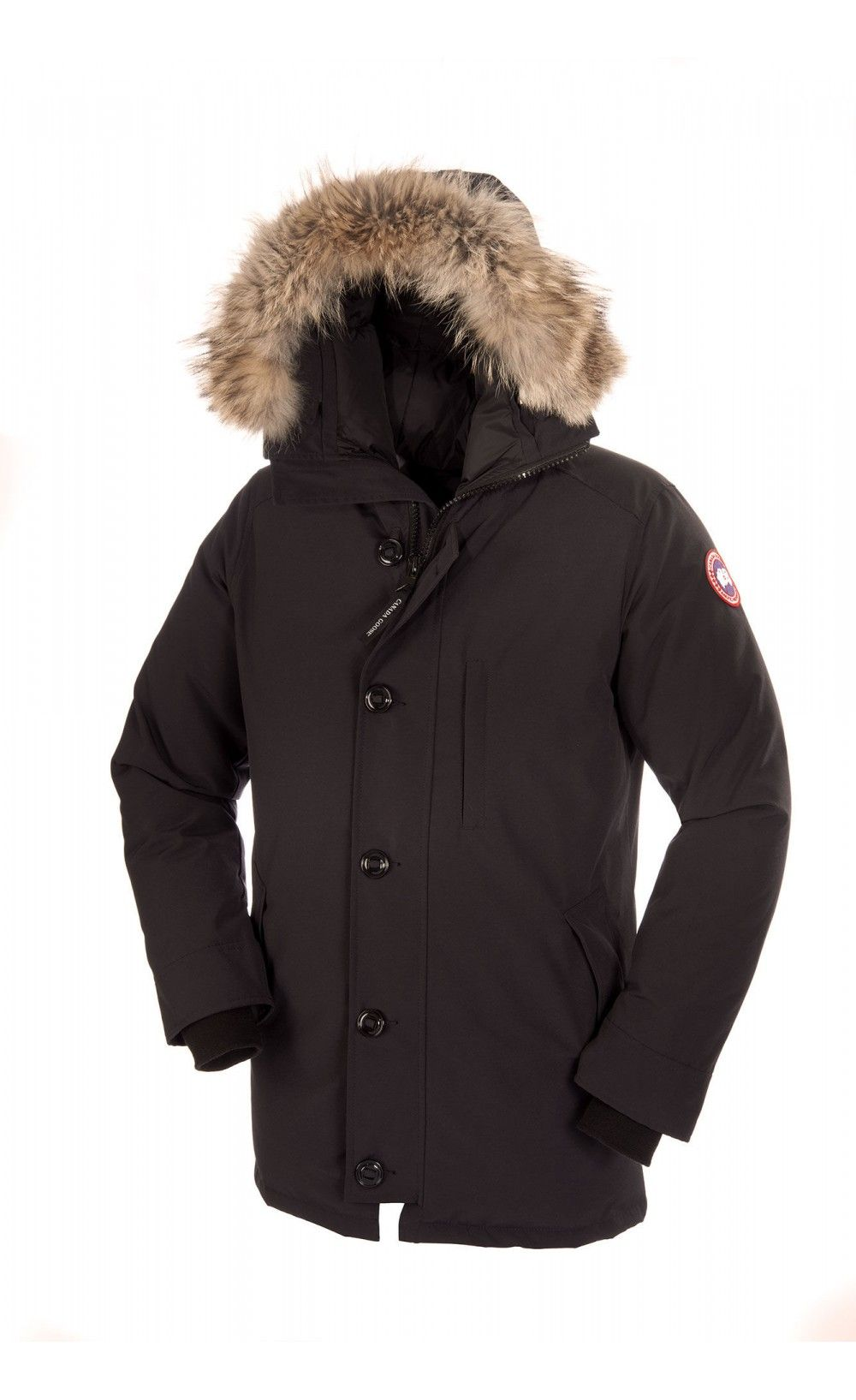 d0405e0bcae Canada Goose Chateau Parka Black Men - Canada Goose  parka  jackets   fashion  men  canadagoose  gift  lifestyle  winterfashion