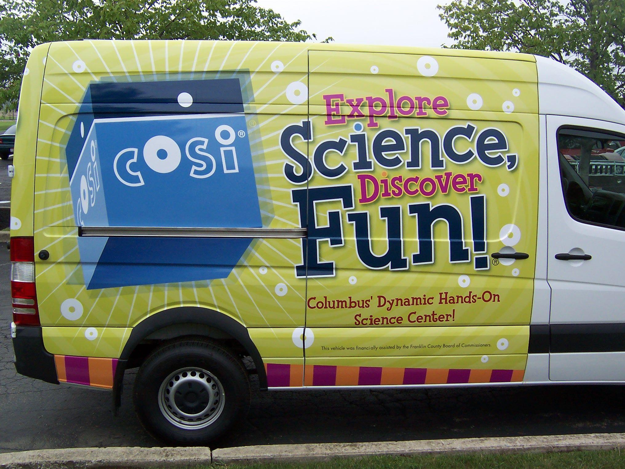 cosi van columbus ohio vehicles pinterest columbus van and
