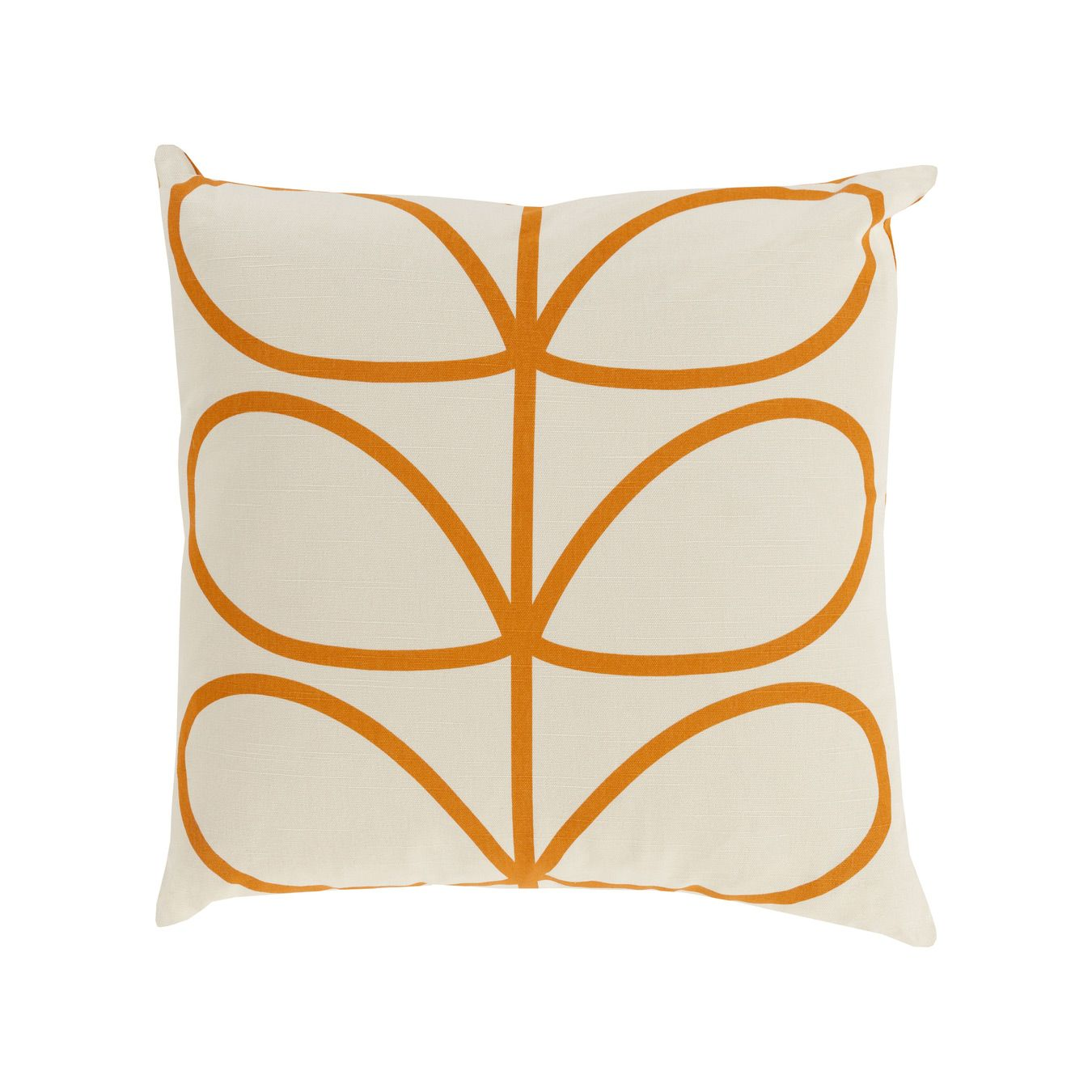 Add whimsical interest to your space with this throw pillow made in