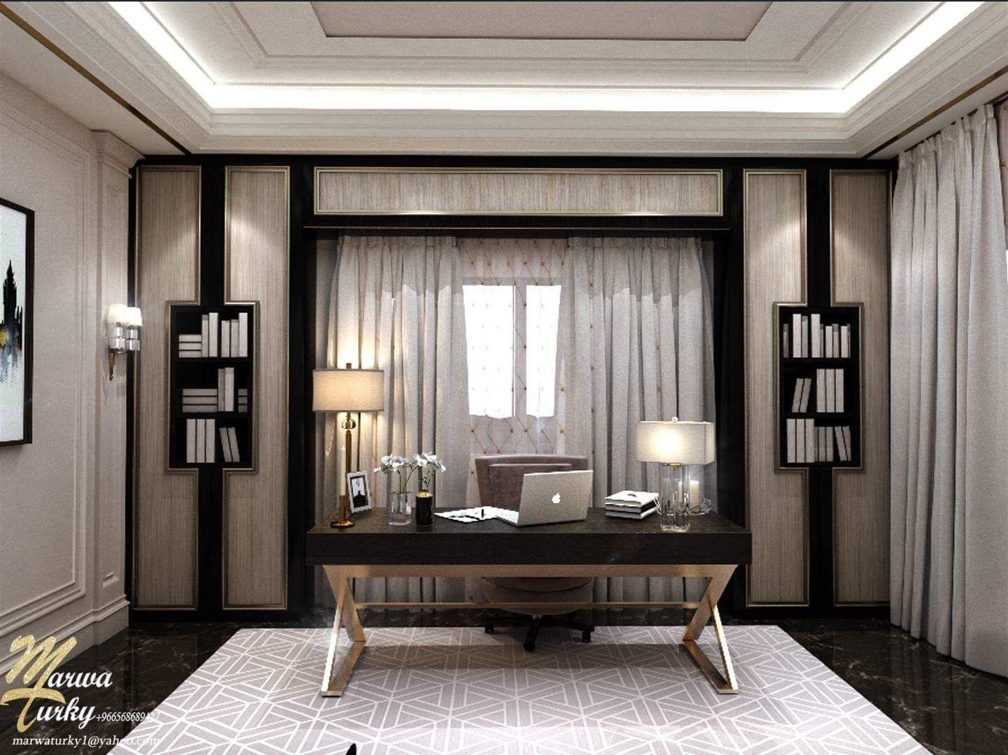 غرفه مكتب Ceiling Design Modern Home Ceiling Design