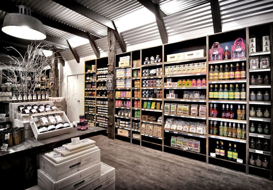 Retail Design Convenience Stores Supermarket Design