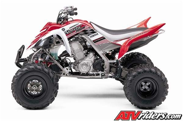 2008 Limited Edition Yamaha 700 Raptor | Vehicles | Pinterest | Atv ...