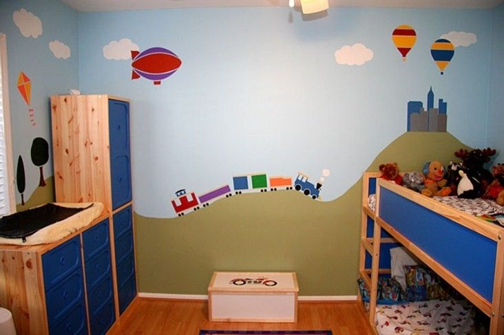 Car Baby Room Theme