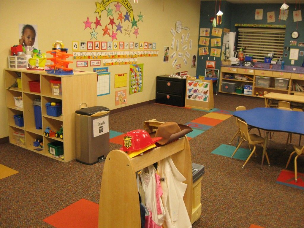 Two Year Old Classroom