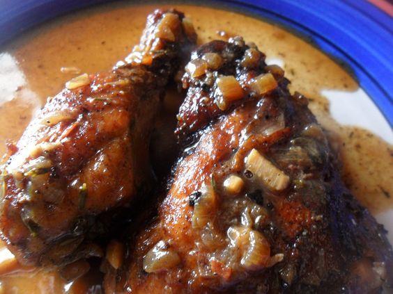 jamaican brown stew chicken recipe  brown stew chicken