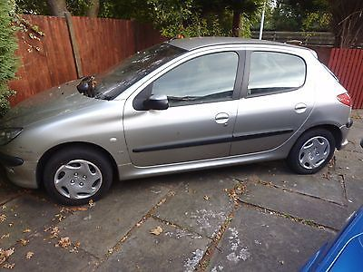 eBay: PEUGEOT 206 AUTOMATIC 1.4 2003 SPARES OR REPAIR #carparts ...