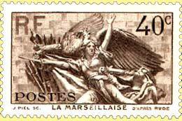 French National Symbols: Marianne