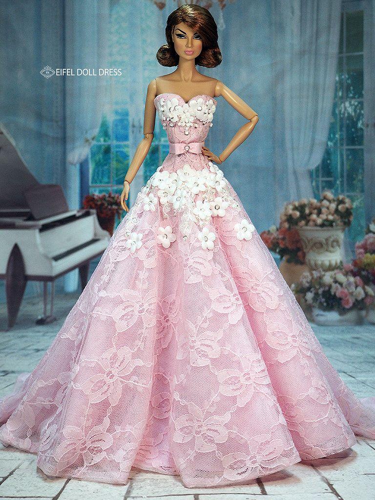 New Dress for sell EFDD   eBay, Dolls and Barbie doll