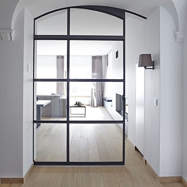 Doorway Love Entrance To Heaven Maybe The Perfect Frame For This Space Image Via Blog Thedpages Com Basicha Doors Interior Interior Internal Glass Doors