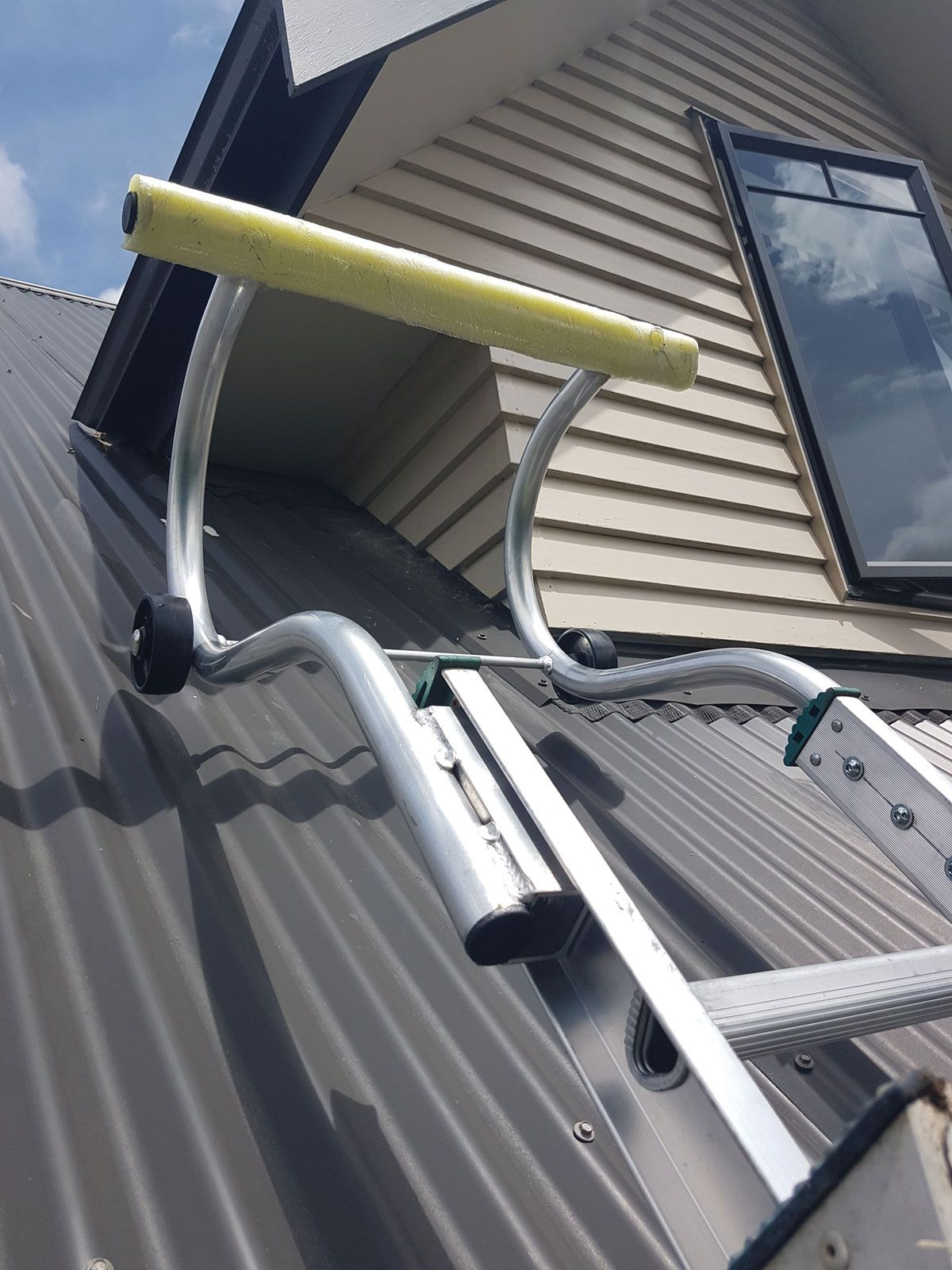 Roof Ladders Roof Ladder Roof Paint Roof