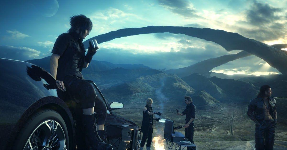 Wallpaper Wa Keren Ff 1194 Final Fantasy Hd Wallpapers Background Images Do 2020
