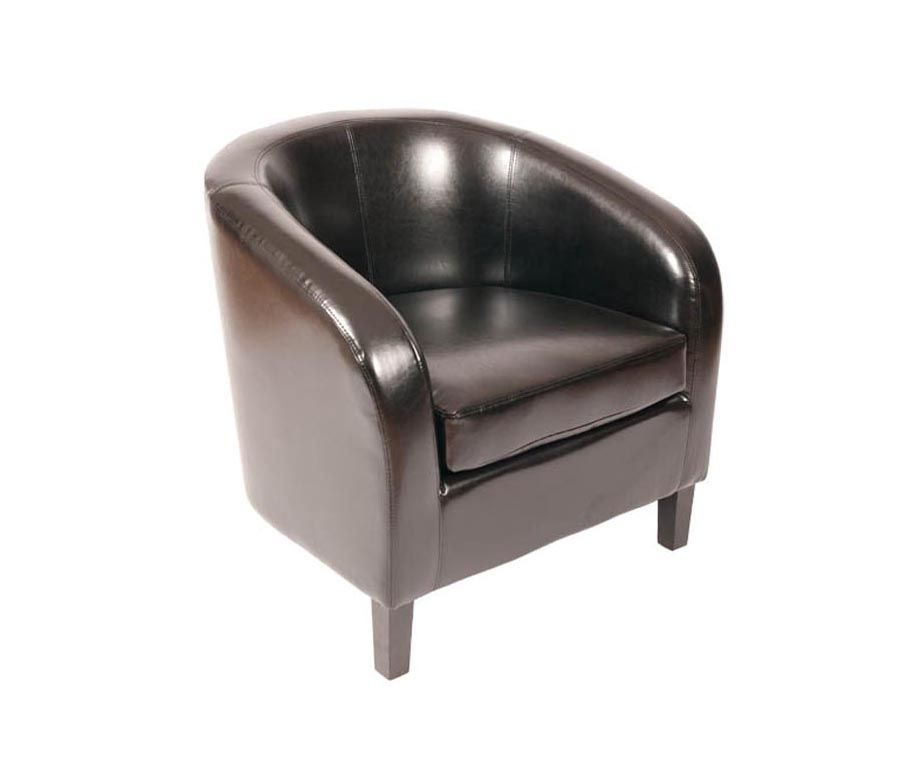 Amazing Jazz Leather Tub Chairs Sofas And Tub Chairs Tub Chair Squirreltailoven Fun Painted Chair Ideas Images Squirreltailovenorg