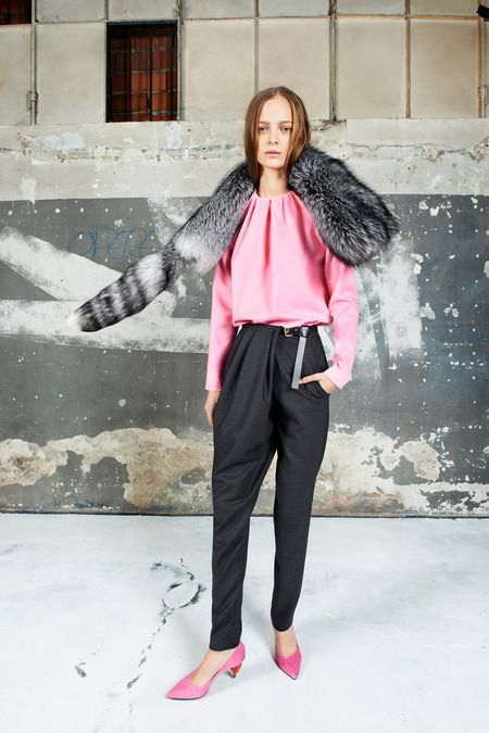 Vionnet   Pre-Fall 2014 Collection   Style.com