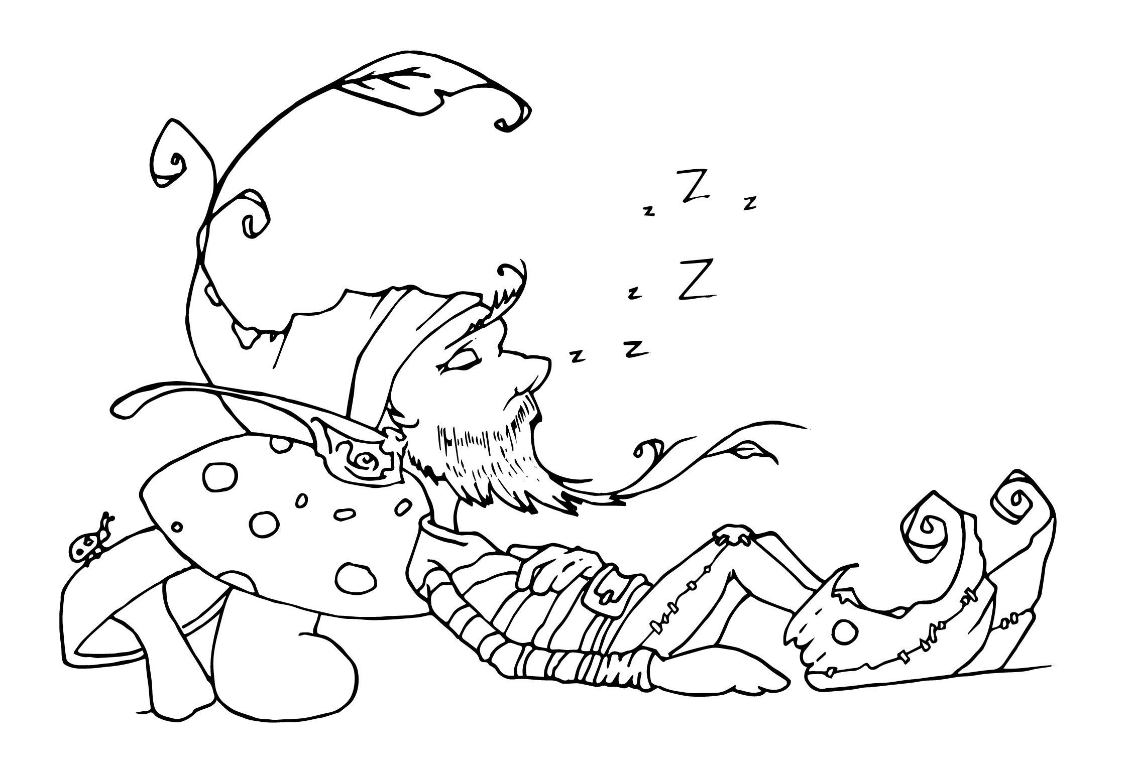 Fairy Coloring Pages Mythical Creatures Magical Kingdom Coloring