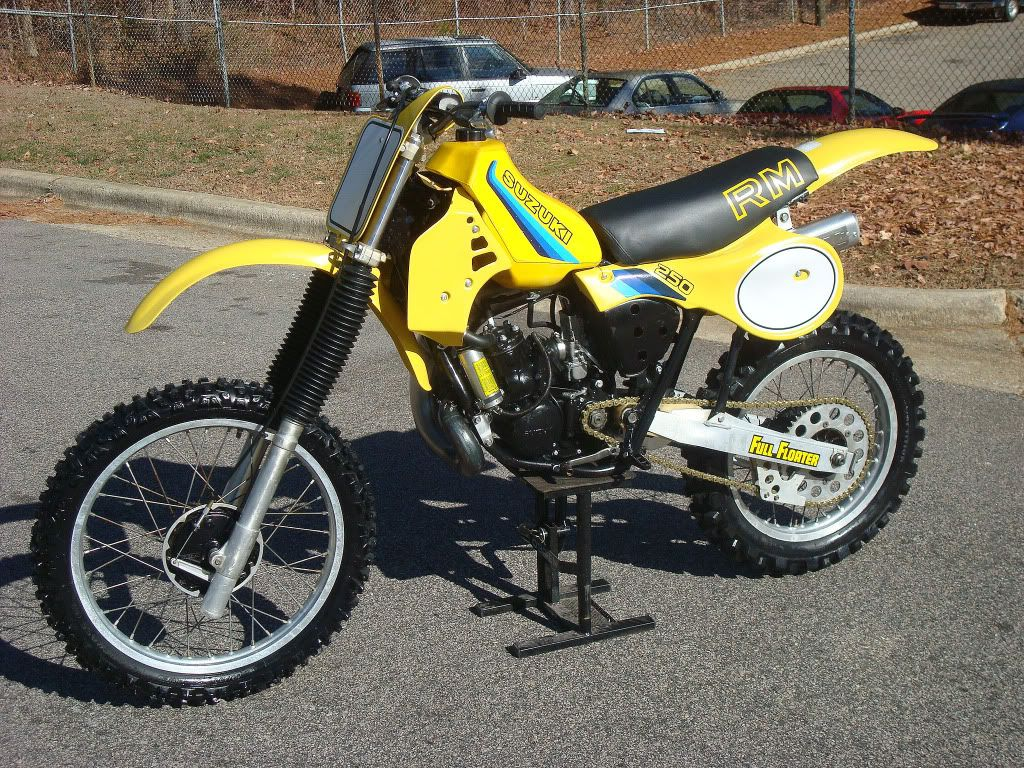 Vintage dirt bikes for sale - Bike Finds - every used dirt