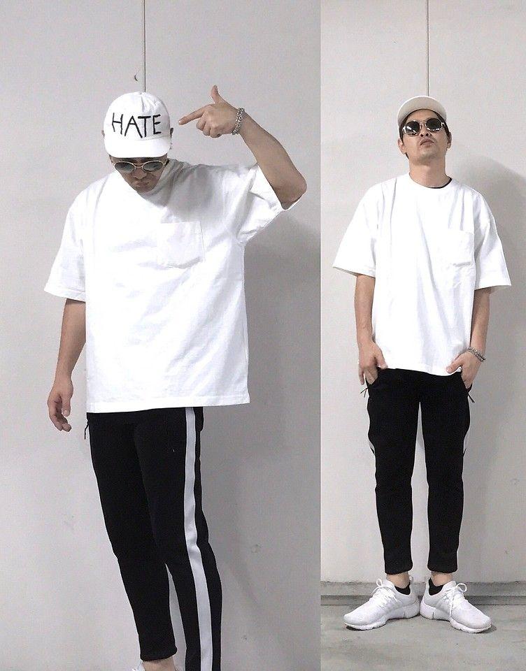 #street #casual #modern #urban #trendy #alternative #playful #black #white #oversize #tee #cap #jersey #pants #sneakers #camber #zara #nike #streetstyle #streetfashion #menstyle #mensfashion #minimal #simple #japanese