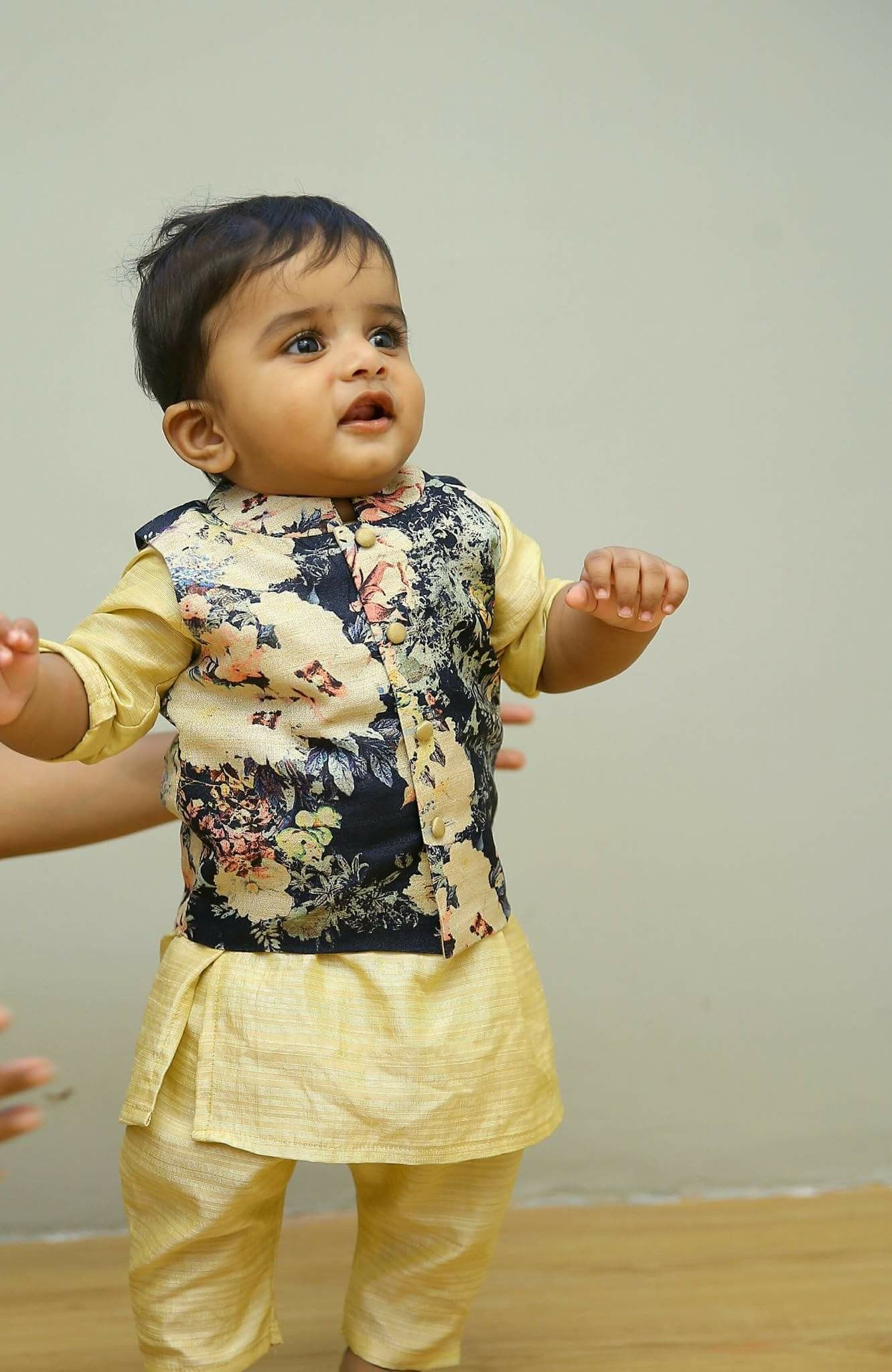 First birthday dress for baby boy in kerala