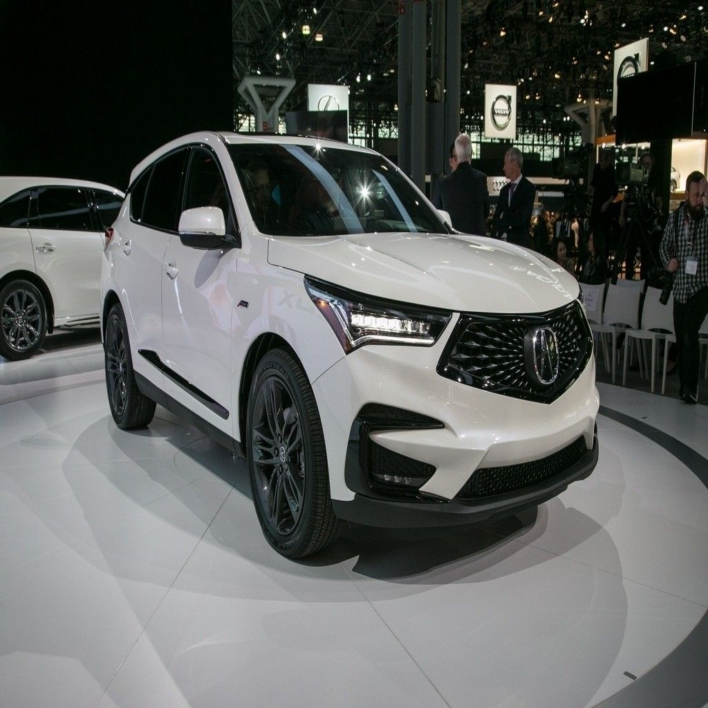 2019 Acura Watch Plus Exterior And Interior Review