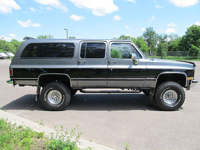 1989 Chevrolet Suburban For Sale Ham Lake Minnesota Chevrolet