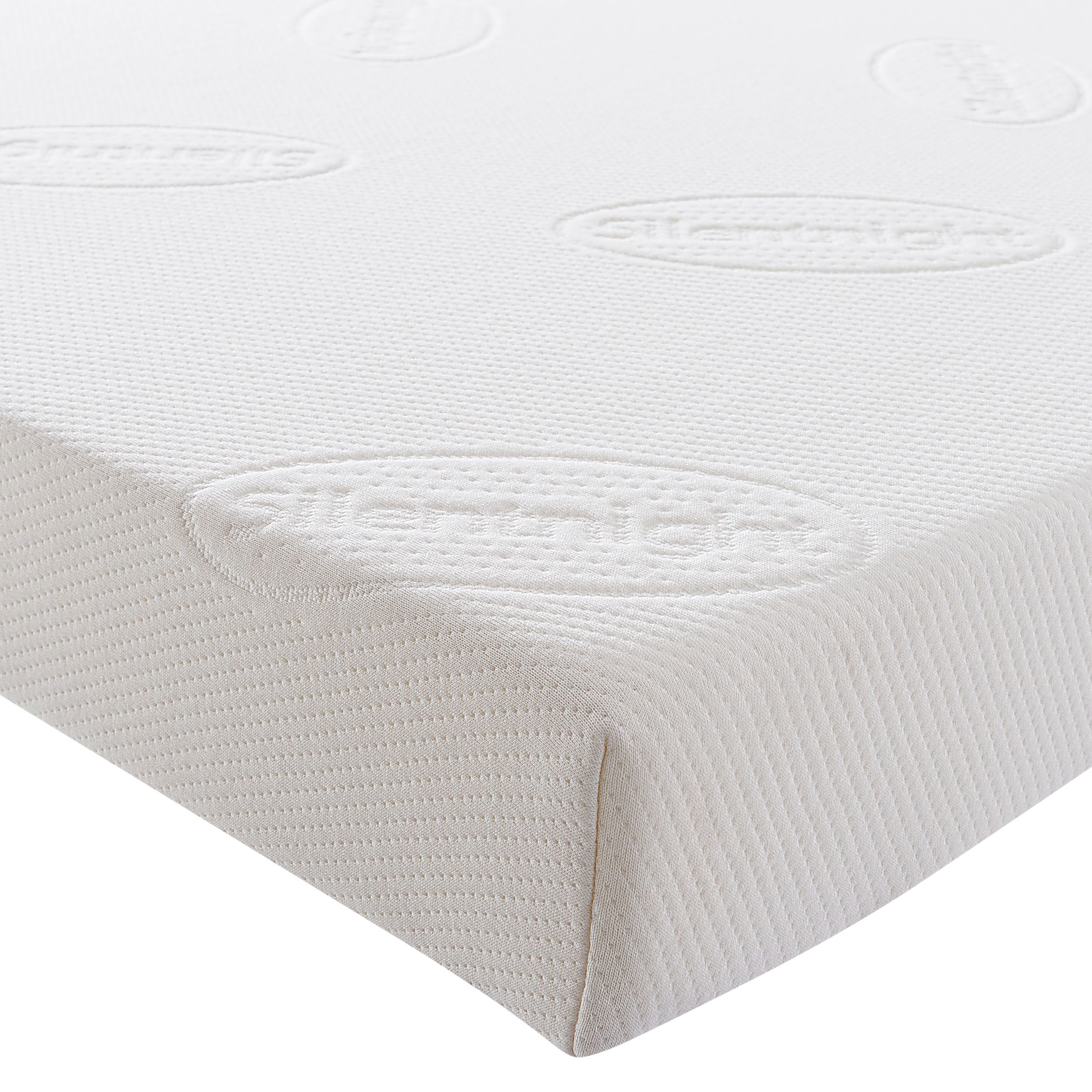 Silentnight Rolled Foam Junior Bunk Bed Mattress Medium Single