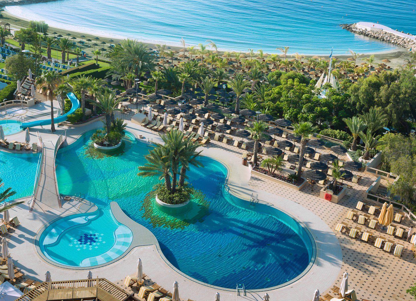 Amathus Beach Hotel Limassol Wedding