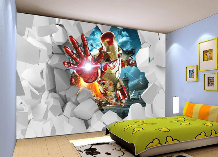 28 teen boy bedding sets with superheroes marvel themed home decor rh pinterest com Marvel Room Decor Marvel Room Minneapolis