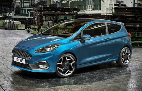 2018 Ford Fiesta St Switches To Three Cylinder 1 5l Ecoboost Matches St200 For Power Ford Fiesta St Fiesta St Car Ford