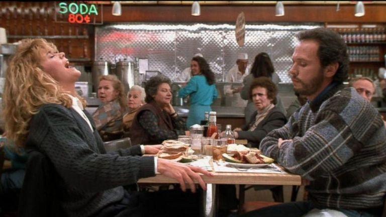 restaurant quand harry rencontre sally new york rencontre femme arabe a nice