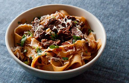Pasta ragout recipes