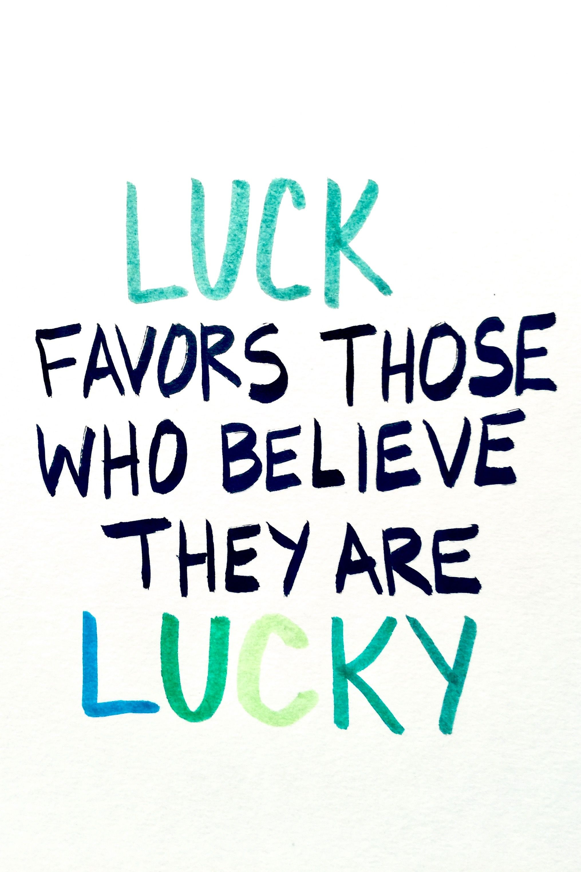The Luck Factor Personal Development Book Recommendation