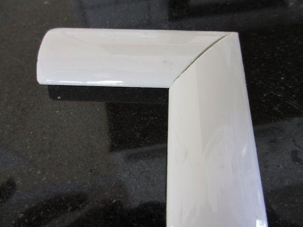 Tiling Backsplash Beveled Subway Tile Tile Backsplash Beveled Subway Tile White Subway Tiles Kitchen Backsplash