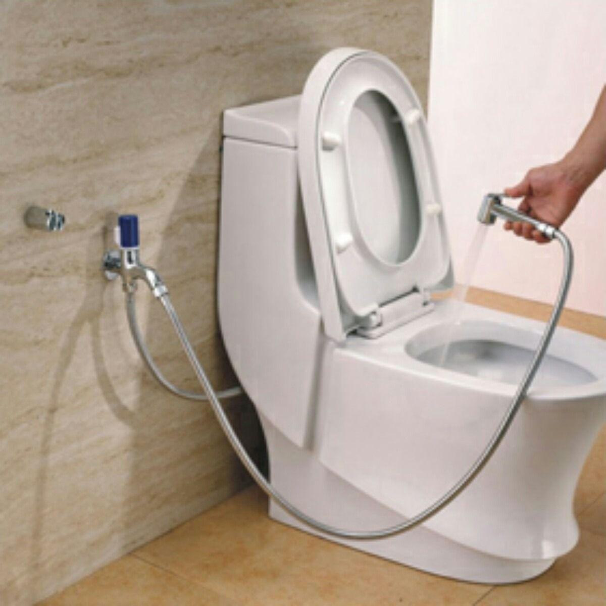 Grifo Inodoro Bidet Ducha Higienica Leroy Merlin Buscar Con Google Bathroom Redesign Bathroom Remodel Shower Smart Toilet