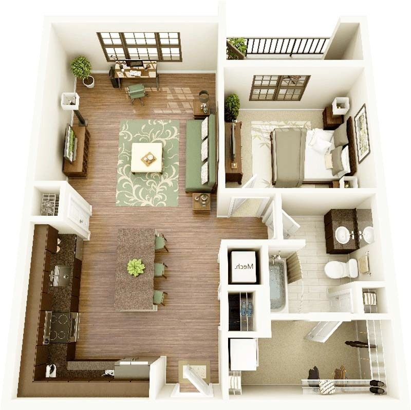 Top 100 Minimalist Home Designs Small House Blueprints 2 Bedroom Apartment Floor Plan Apartment Layout